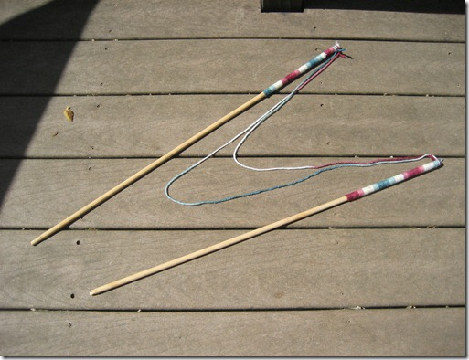 Best Ever Homemade Bubble Wand